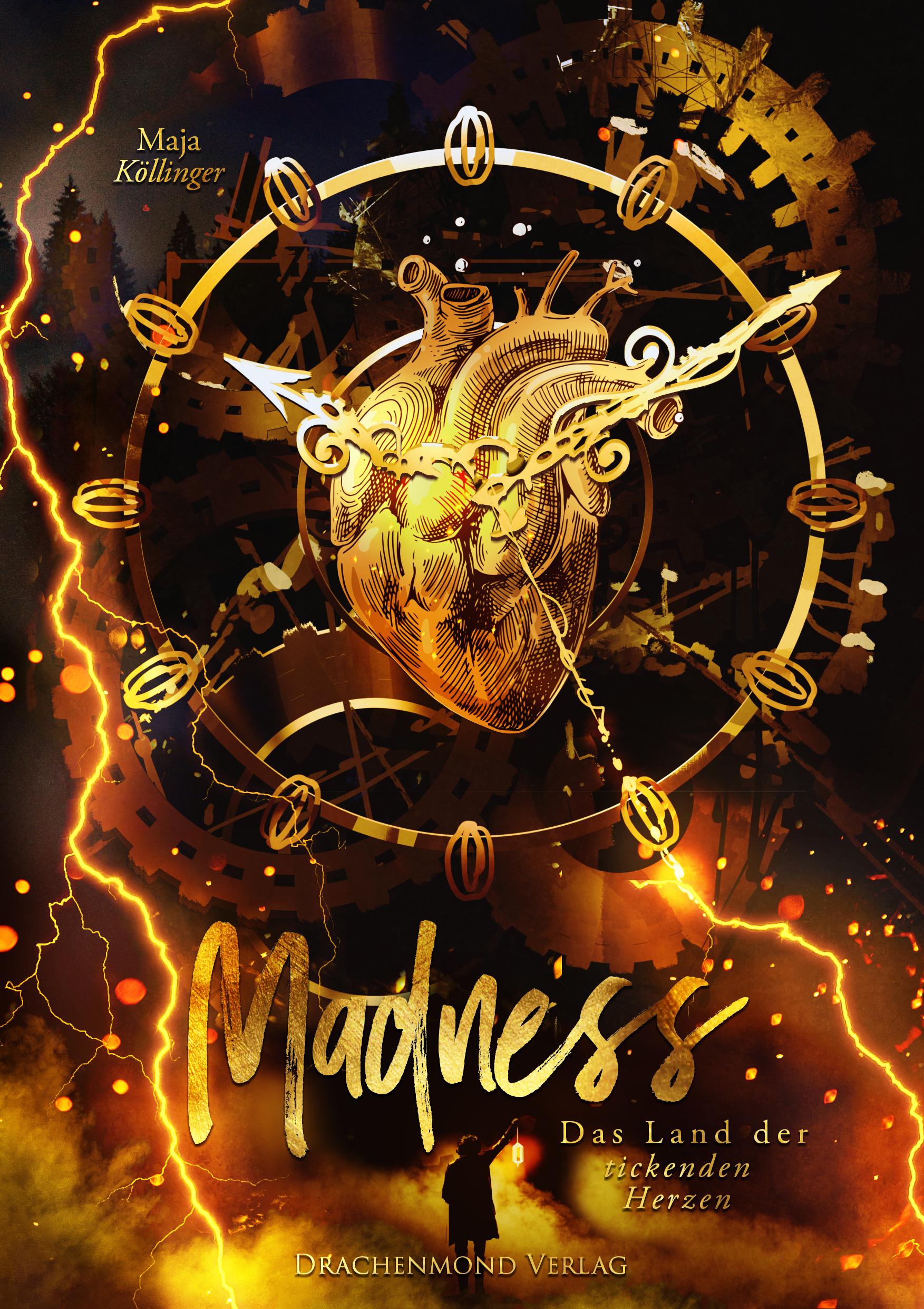Madness E-Book