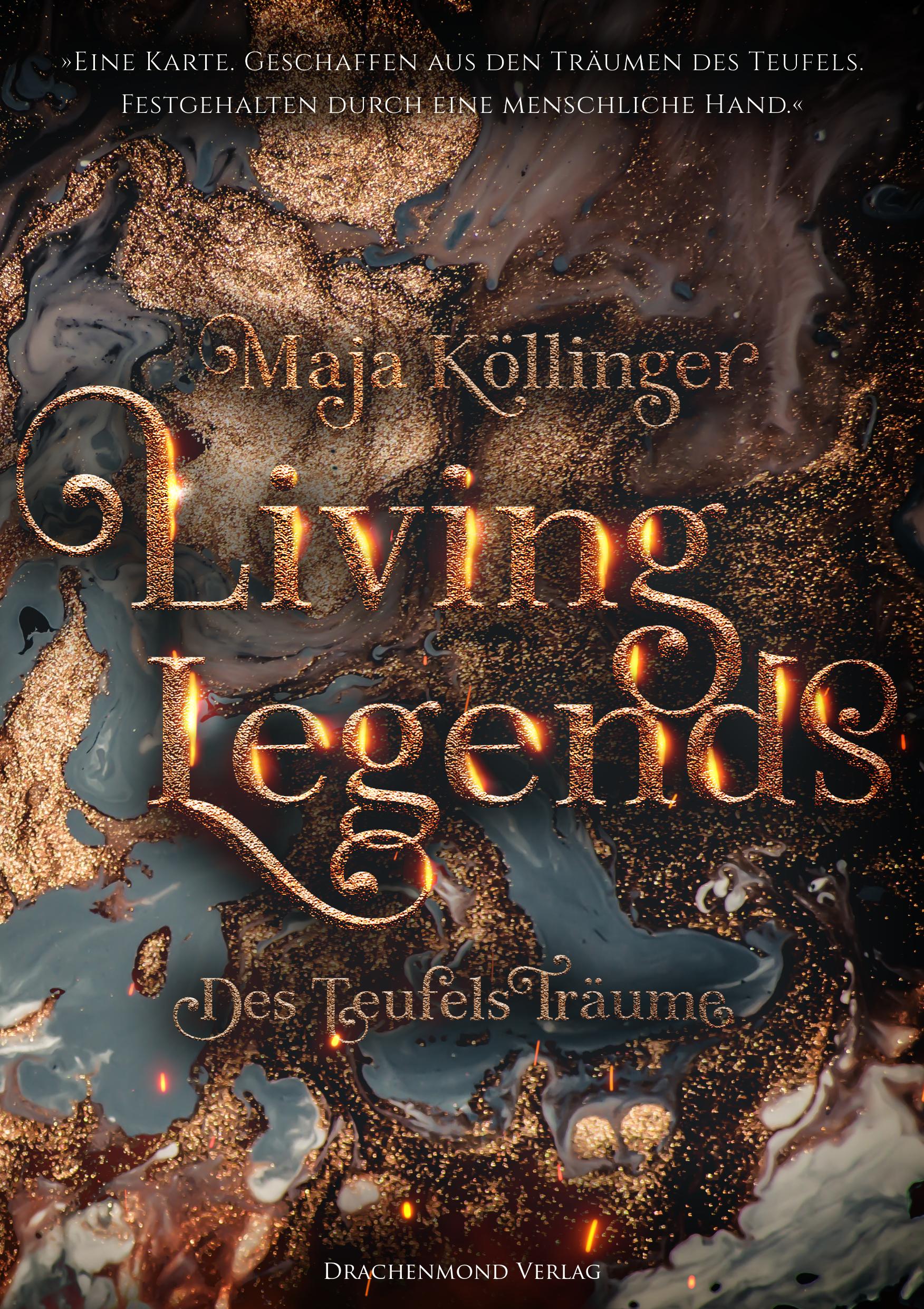 Living Legends E-Book