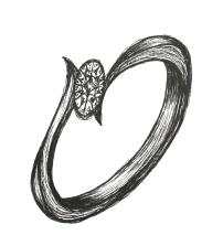 Ring Illustration Viktoria