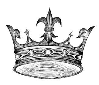 Prinzenkrone Illustration